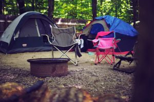 How to Stay Healthy and Safe While Camping with Kids