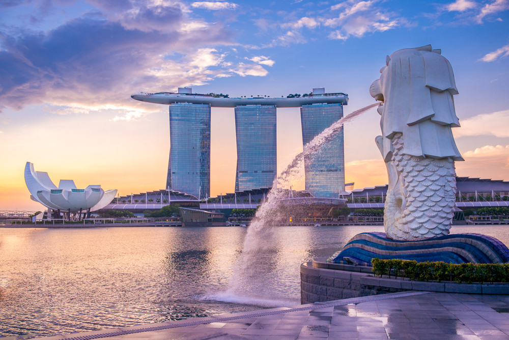 Cheap Flights To Singapore From London UK £347