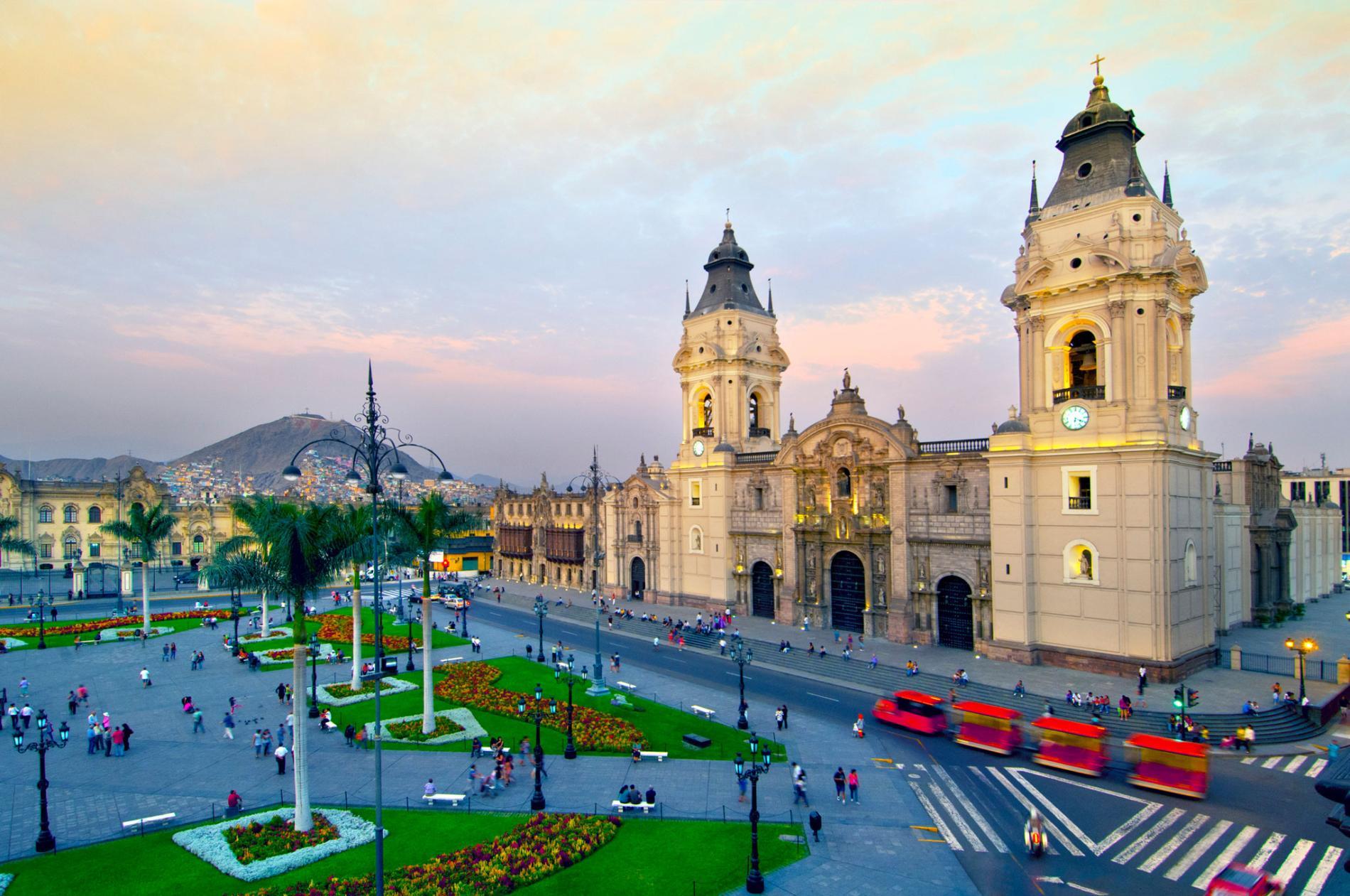 Cheap Flight To Lima Peru From Cusco Peru $51