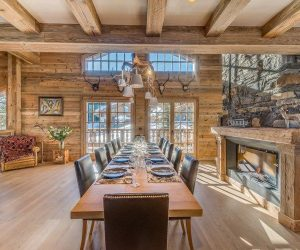 Margaret Thatcher's ski chalet is perfect for a luxury family ski holiday