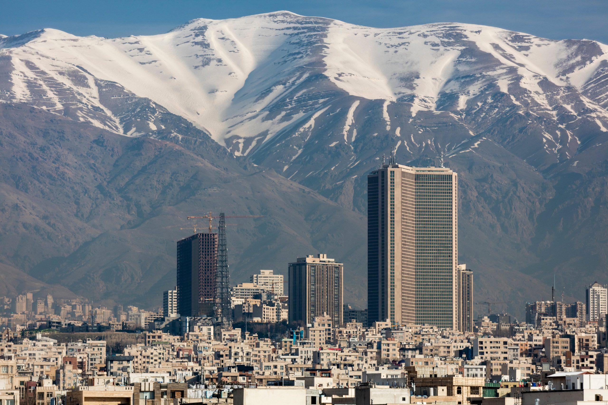 Cheap Flights To Tehran Iran From Toronto Canada C$979 Return