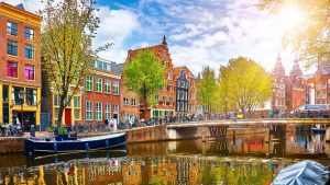Cheap Flights To Amsterdam Netherlands From Chicago $361 Return