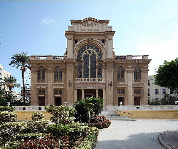 Jewish synagogues in Egypt: renovated places of workship that tell a lot about Egypt's history