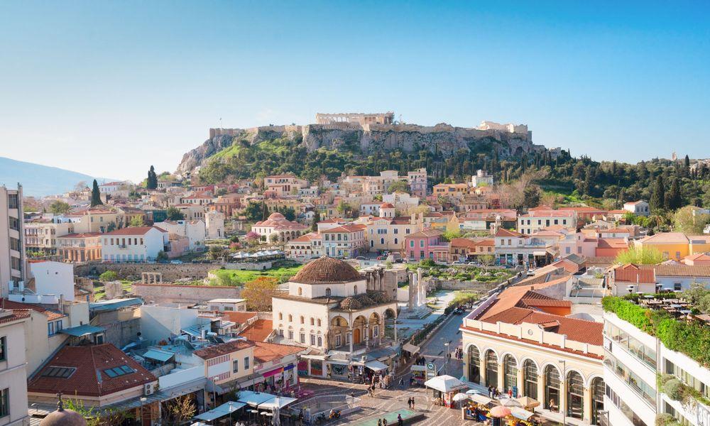 Cheap Flights New York To Athens Greece $248 Return
