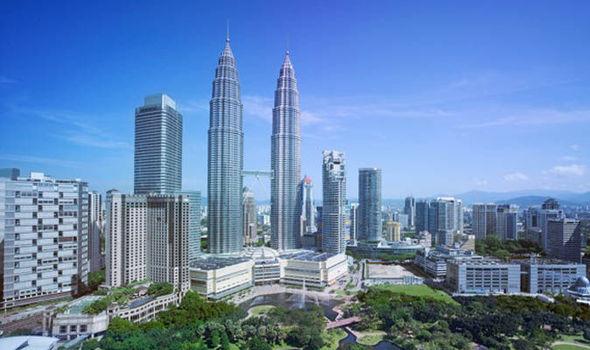 Mumbai India To Kuala Lumpur Malaysia RS12 746 Return