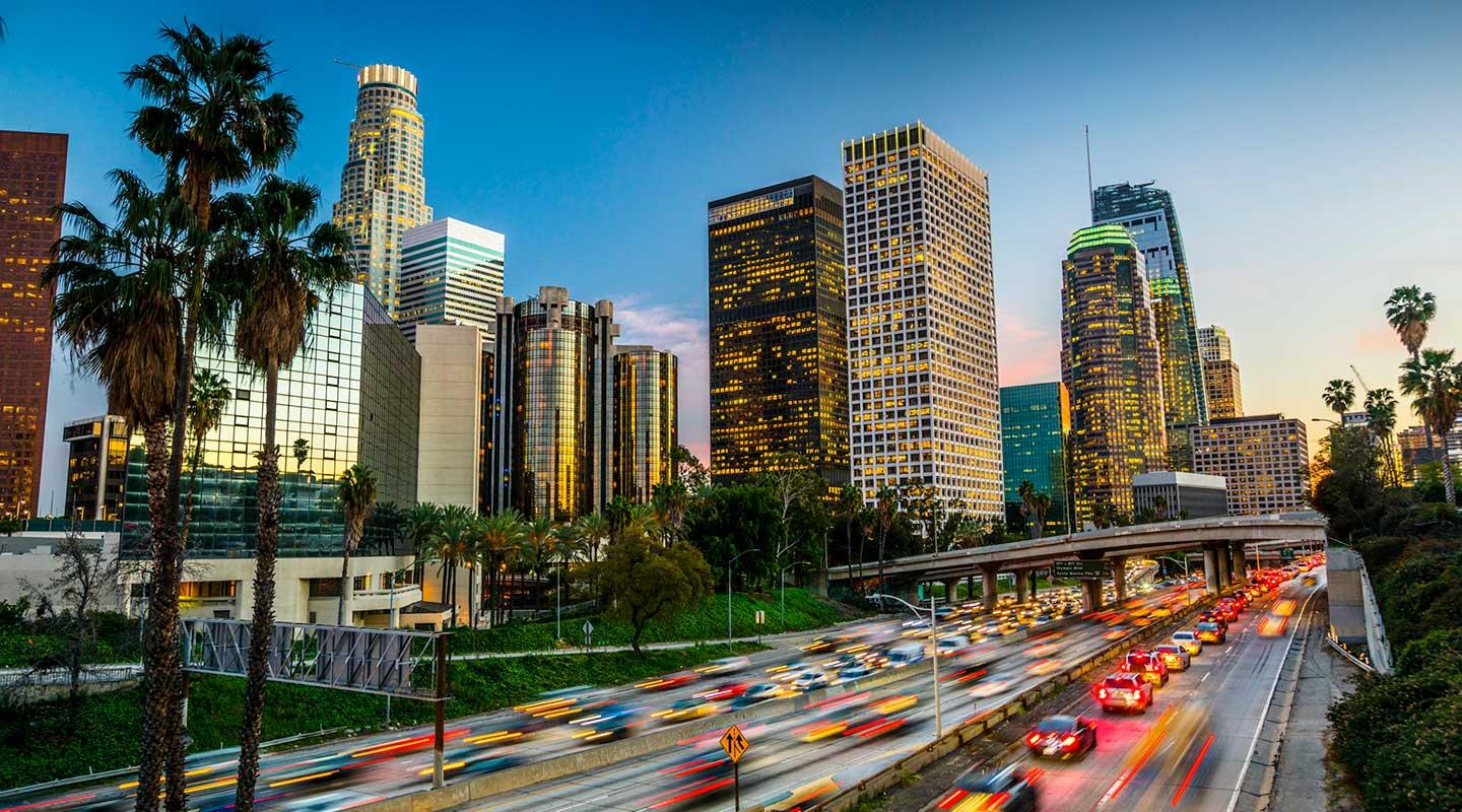 Cheap Flights To Los Angeles From Paris France €276 Return