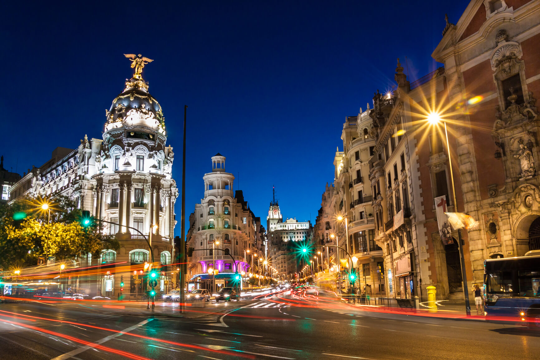 SUMMER: Non-stop from San Juan, Puerto Rico to Madrid, Spain for only $459 USD roundtrip