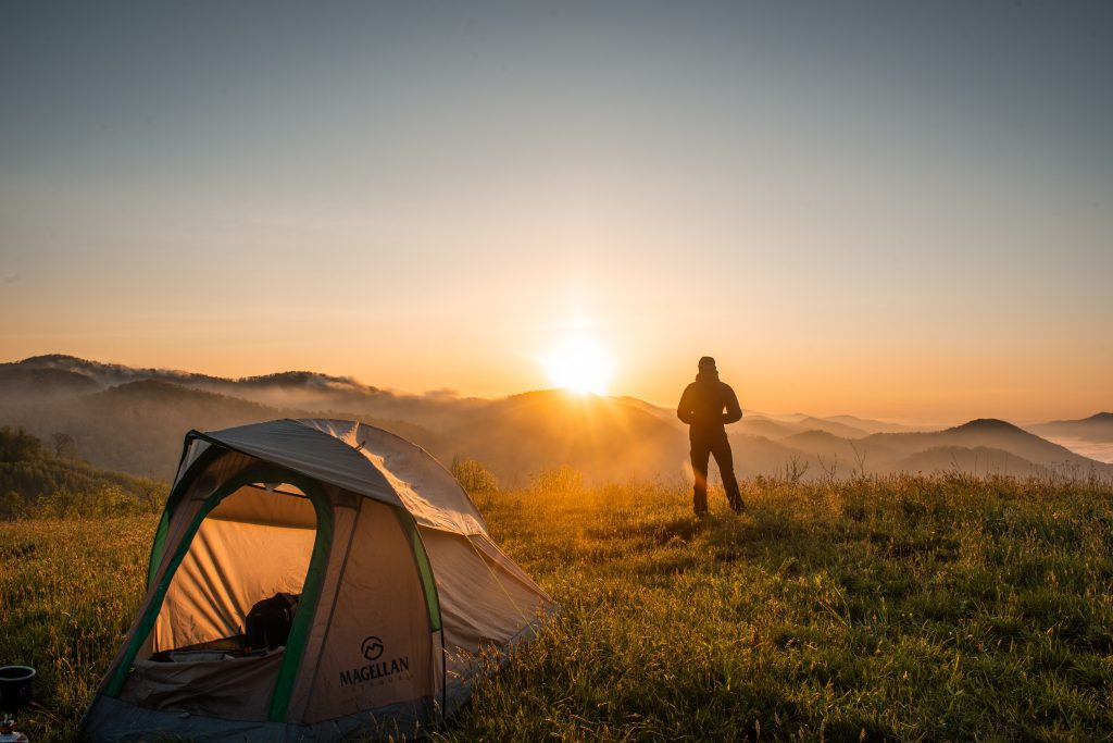 Three Steps to Choose a Camping Tent