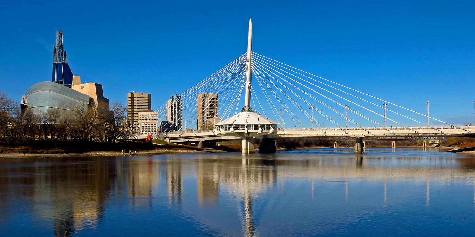 Vancouver Canada To Winnipeg Canada C$288 Return