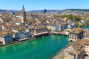 Cancun, Mexico to Zurich, Switzerland for only $554 USD roundtrip