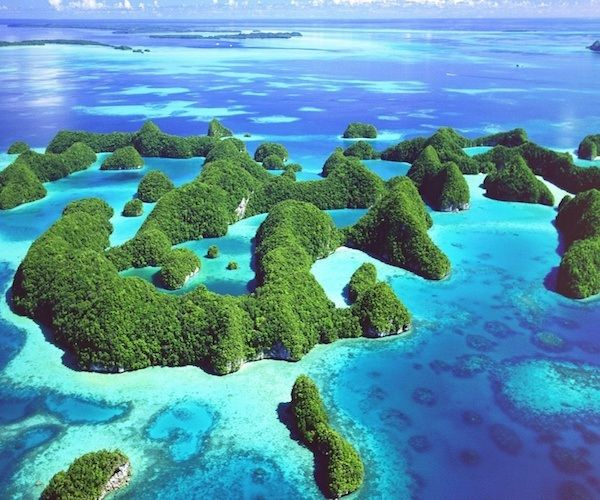 Paradise islands that almost nobody has visited, still