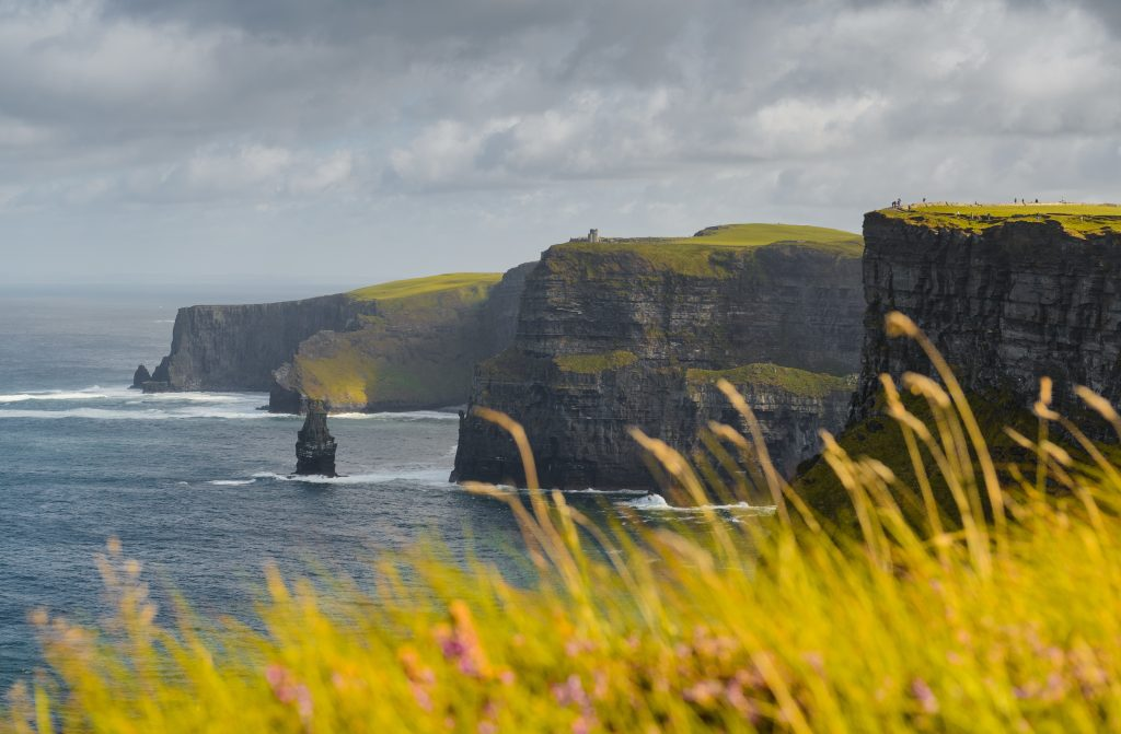 What You Will See While On A Cliffs Of Moher Tour