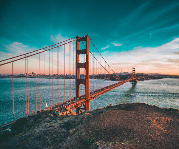Photograph of the week: Golden Gate Bridge, San Francisco, California, USA