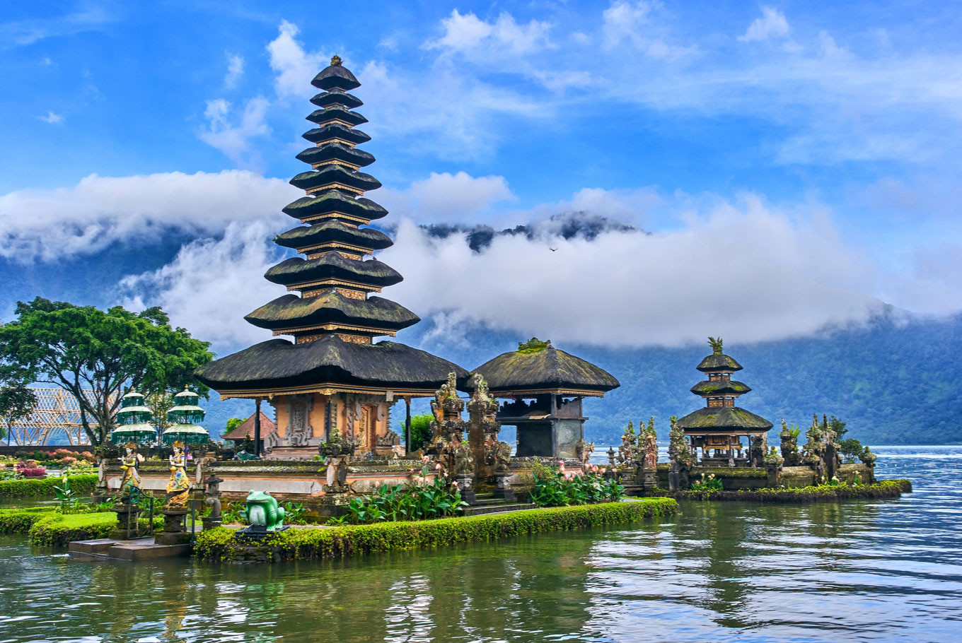 Cheap Flights To Bali Indonesia From San Francisco $519 Return