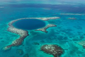 SUMMER: San Francisco to Belize City, Belize for only $295 roundtrip (Aug-Oct dates)