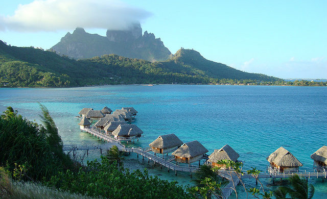 United: Portland – Papeete, Tahiti, French Polynesia. $703. Roundtrip, including all Taxes