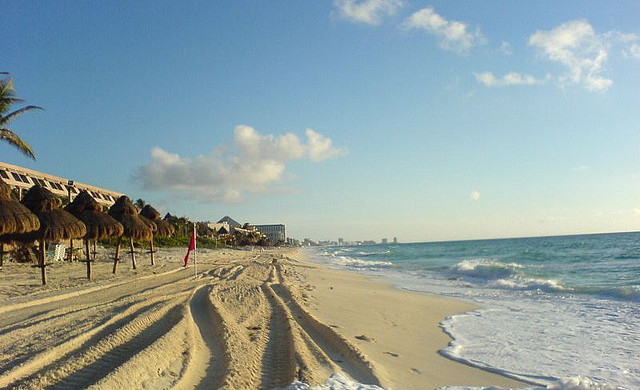 United: Portland – Cancun, Mexico. $256 (Basic Economy) / $316 (Regular Economy). Roundtrip, including all Taxes