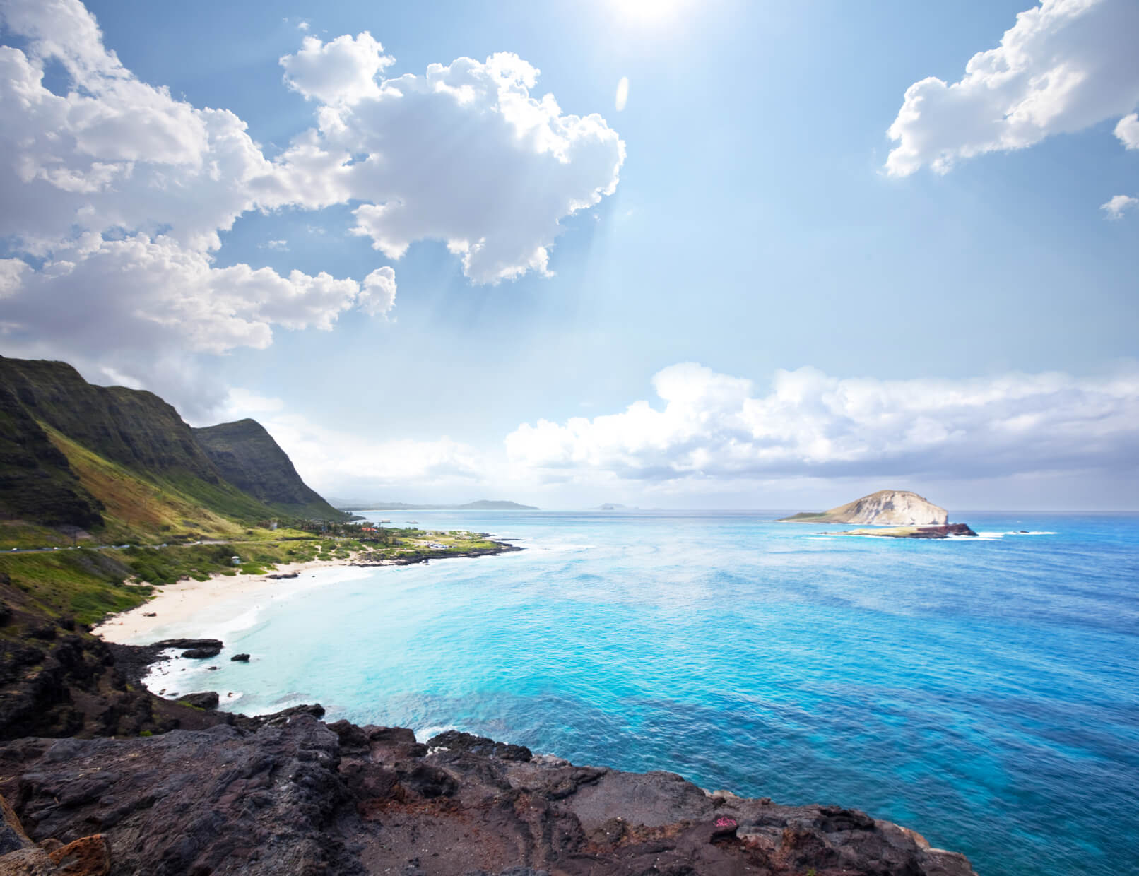 HOT!! Many US cities to Hawaii (& vice versa) from only $197 roundtrip