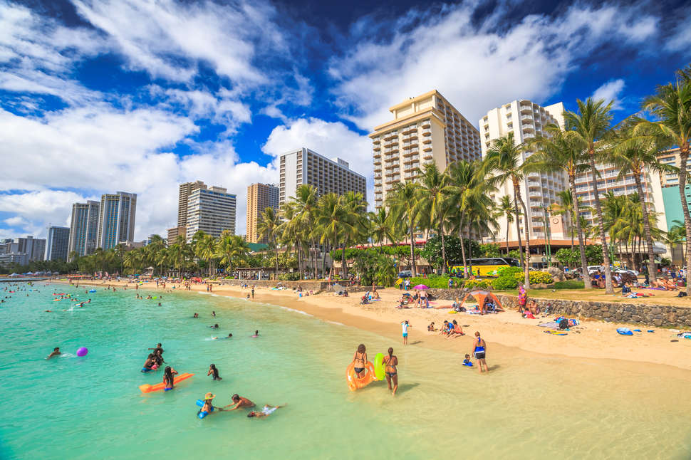 Cheap Flights To Honolulu Hawaii From Seattle $206 Return