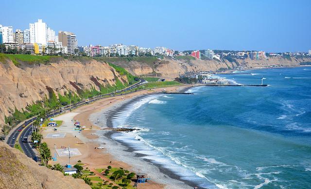 Copa: Portland – Lima, Peru. $427. Roundtrip, including all Taxes