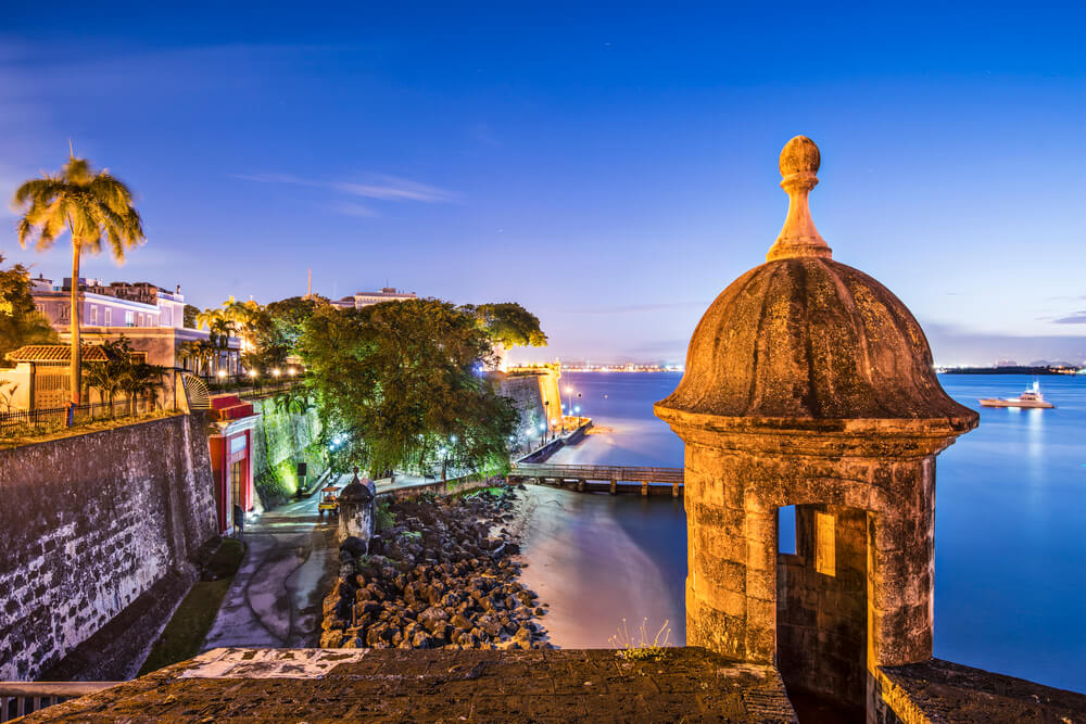 Seattle to San Juan, Puerto Rico for only $261 roundtrip