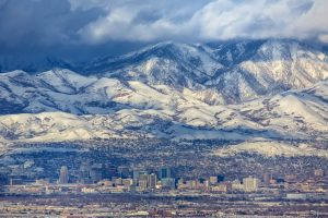 Phoenix, Arizona to Salt Lake City, Utah (& vice versa) for only $66 roundtrip (Aug-Nov dates)