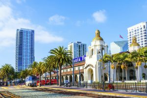 Non-stop from Detroit to San Diego (& vice versa) for only $118 roundtrip