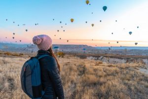 Five Tips for Travelling the World on a Budget
