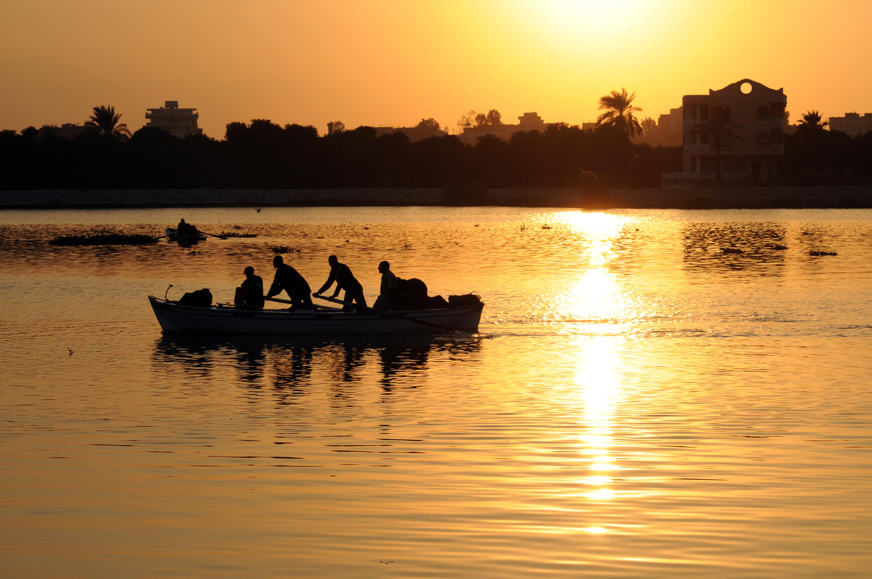 San Jose, California to Cairo, Egypt for only $568 roundtrip (Sep-Oct dates)