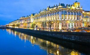 LOT Polish: San Francisco – St. Petersburg, Russia. $502. Roundtrip, including all Taxes