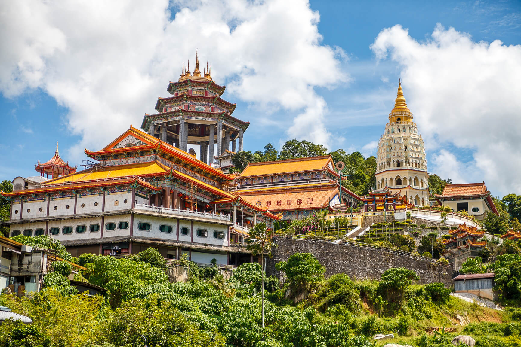 San Francisco to Penang, Malaysia for only $553 roundtrip (Nov-May dates)