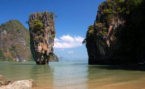 Cathay Pacific: San Francisco – Phuket, Thailand. $588. Roundtrip, including all Taxes