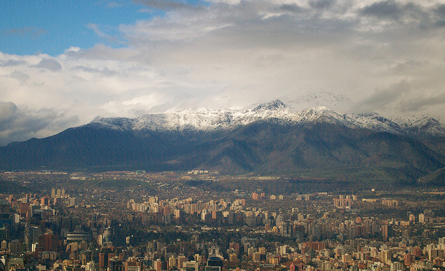 Copa: San Francisco – Santiago, Chile. $551. Roundtrip, including all Taxes
