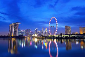 Delhi, India to Singapore for only $259 USD roundtrip (Aug-Mar dates)