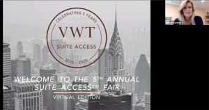 Valerie Wilson Travel Hosts Virtual Suite Access Fair
