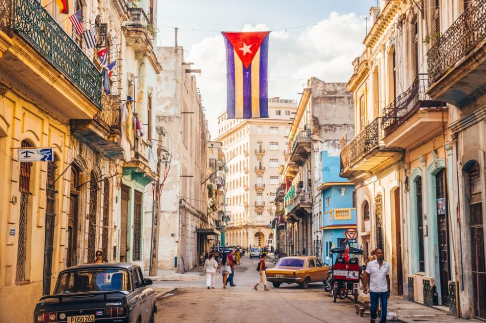 Cheap Flights To Havana Cuba From Toronto Canada C$333 Return