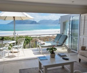 Oceanfront in Cape Town