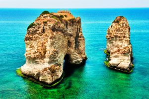 Los Angeles to Beirut, Lebanon for only $579 roundtrip (Sep-Jun dates)