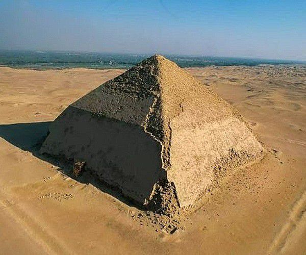 Pyramids in Egypt that you might not know about
