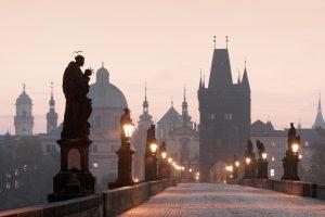 Riyadh, Saudi Arabia to Prague, Czech Republic for only $298 USD roundtrip (Nov dates)