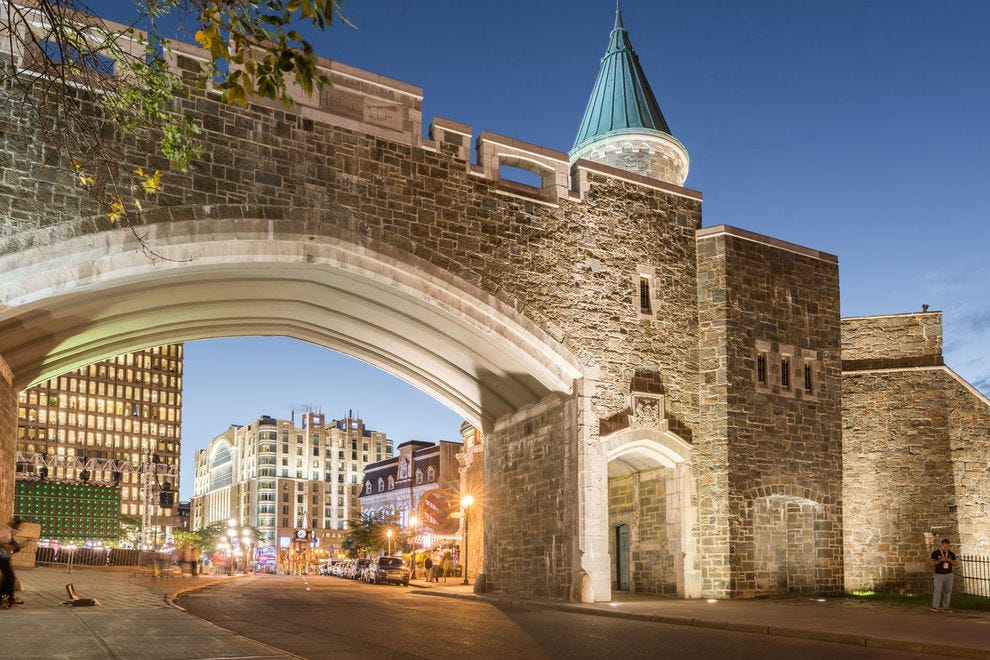 Experience beautiful Quebec City with this virtual tour