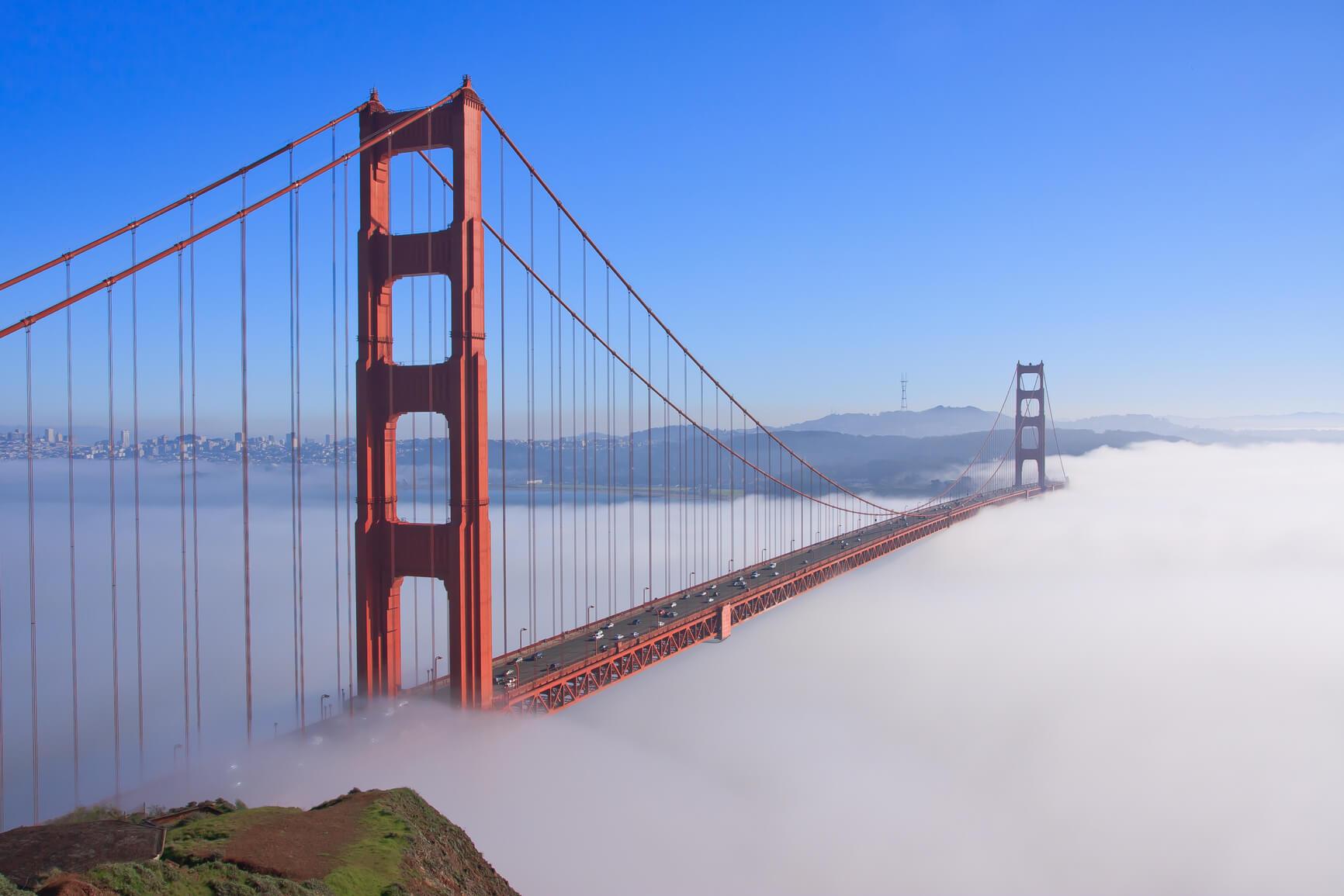 XMAS & NEW YEAR: Cairo, Egypt to San Francisco, USA for only $691 USD roundtrip (Nov-Jul dates)